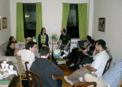 """Great Expectations"" Storytelling Event in Washington Heights, March 2011"